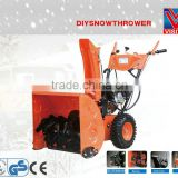 CE New Style Electric Start Gasoline Snow Blower