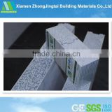 Prefabricated houses Light weight concrete eps compound sandwich wall panel