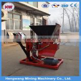 construction building automatic brick making machine price