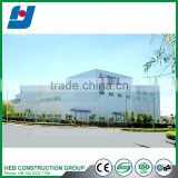 Designed sandwich panels prefabricated two storeys building
