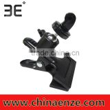 ET-SD01+G Multi-function Clamp with Ball Head for Cameras Flash Portable Swivel Flash go pro sport camera