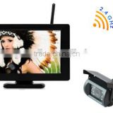 RV-5000WS wireless security camera systems with 5inch digital screen monitor, night vision camera