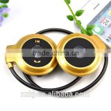 Mini 503 Bluetooth Wireless Portable Headset Sport Running Earphone Stereo Music Headset with fm radio bluetooth headset
