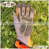 FTSAFETY Motorcycle Mechanic Race Leather Palm Glove For Men