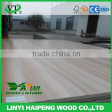 18mm Melamine Paper laminated Plywood with CE/CARB/ FSC/ SGS/ ISO certified