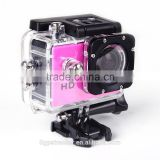 Best Chrismas gift for teenager wireless video camera with cheap price waterproof sports video camera