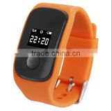 new mode OEM Cheapest Kids Smart Watch Phone Call SOS Key GPS and LBS tracker--BB-65