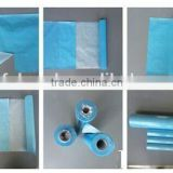 In Roll Disposable Paper Massage Table Sheets Medical Disposable Bed Sheet