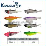 95mm 20g/115mm 35g soft vibe lure lead fish lures Chentilly03 CS002 Soft VIBE Lure Made of TPR CS002-1                                                                         Quality Choice