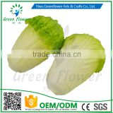 Greenflower 2016 Wholesale artificial PU Small Chinese Cabbage China handmaking decoration