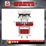shoe sole press machine canvas shoe making machine