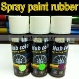 super quality spray rubber paint for car wheels, high quality rubber paint spray