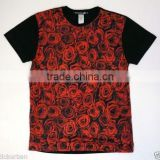 Cheap sublimation t shirt,all over sublimation printing t-shirt,dye sublimation t-shirt printing BI-2921