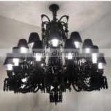 Custom Any Design K9 hotel chandeliers for sale In China Manufacture                                                                         Quality Choice