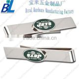Nice-looking bus metal tie clip with good quality