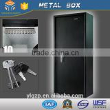 steel gun cabinet with good quality steel plate and high quality key lock good sale in many market