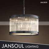 Small size kitchen crystal pendant hanging light