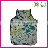 Econo heat resistant PVC apron kitchen(factory)