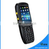 3g gprs mobile pda handheld barcode scanner lottery pos terminal