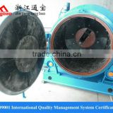 Drum-type shot blasting machine