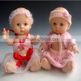 Wholesale real doll custom lifelike mini vinyl dolls