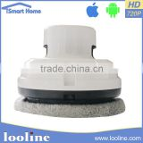 Looline 68-75db Noise Auto Mini Hoover Vacuum Cleaner ABS Material Vacum Cleaner Robot