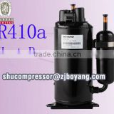 R410a R134a 407C BV CE Rotary compressor Made in China for air water heat pump dehumier wash machine