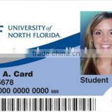 china supplier employee or student id card Free sample