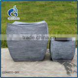 high quality fiberglass flower pot urn planter pot wholesale