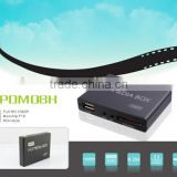 3D Bluray Full HD Sexy Video Media Player HDMI & SD & USB Composite Output supported Mp4 Multimedia Player