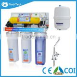 Taiwan home reverse osmosis alkaline mineral drinking water filter system