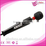 Hot AV magic wand personal massager and pussy stimulate vibrator wand orgasm for women and men sex product made in China
