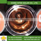 super white cloth grain toughened glass solar vacuum tube production line