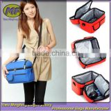 Factory direct sale portable food delivery cooler lunch bag