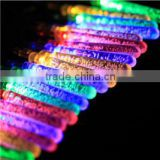 led christmas holiday party wedding outdoor indoor bettery solar bubble column string light