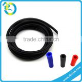 Eco-friendly Flexible Customized Any Sizes elastic colourful heat resistant silicone rubber tube