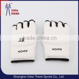 Conventional White Colour Martial arts TaeKwonDo hand protector gloves tae kwon do