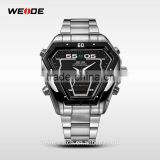 2015 WIEDE WH-1102-1 watches for men 3 atm resistant stainless steel watch men