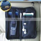 sunshade board bag,car organizer,tool back organizer,car container,seat organizer,car storage bag,car organiser