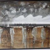 2015 Wholesale Handmade Living Room Oil Painting