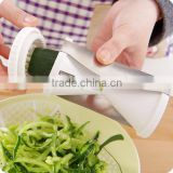 As seen on TV Kitchen Gadgets Creative Spiral Vegetable Slicer Fruit Carrot Shred Screw tools Julienne Cutter