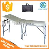 Cheap portable massage table,beauty bed with bag                                                                         Quality Choice