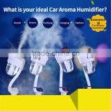 Factory Wholesale Car Humidifiers with USB Charger