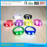 2016 best promotional party gifts motion activated led bracelet,China factory motion activated led bracelet for festival,concert