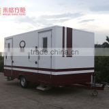 Portable Trailer Toilet for Festival and Public