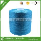 Black Dyed Nylon 6 Bonded Sewing Thread on small cone