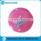 factory price EN71 non-toxic red pvc material inflatable beach ball ,promotional water ball toy