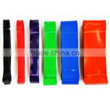 Latex Resistance Bands Exercise Strap Band with Loop Power Crossfit Bands Set for Strength and Weight Training Fitness