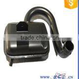SCL-2013090368 wholesales High quality Vespa motorcycle spare parts Muffler exhaust from china suppliers