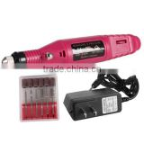 Favorites Compare Electric Nail Art Drill File Manicure Machine Tool + 6 BIT EU/US/AU Plug